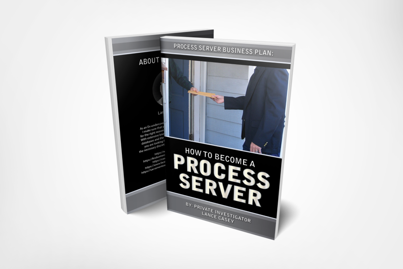 how to become a process server